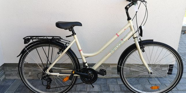 Jak Nowy rower Maxim koła 26 rama Alu 18, Kross