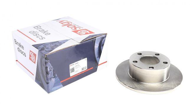 Диск тормозной (задний) Skoda Superb/VW Passat 96-08 (245x10)