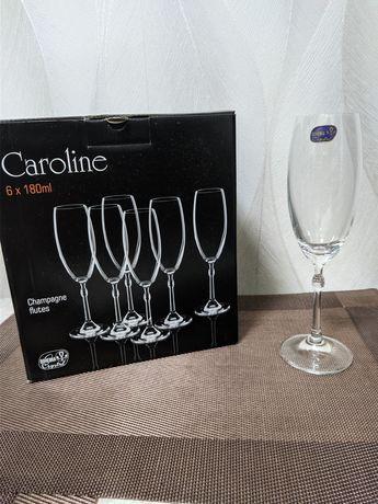 Продам бокалы для шампанского