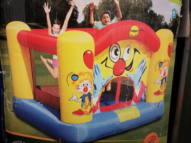 Plac zabaw, Zamek dmuchany, Clown Bouncer