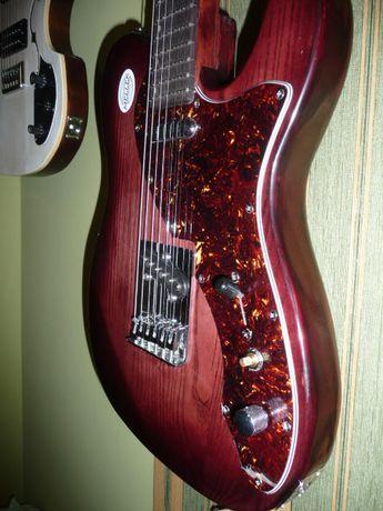 Gitara elektryczna lutniczy telecaster