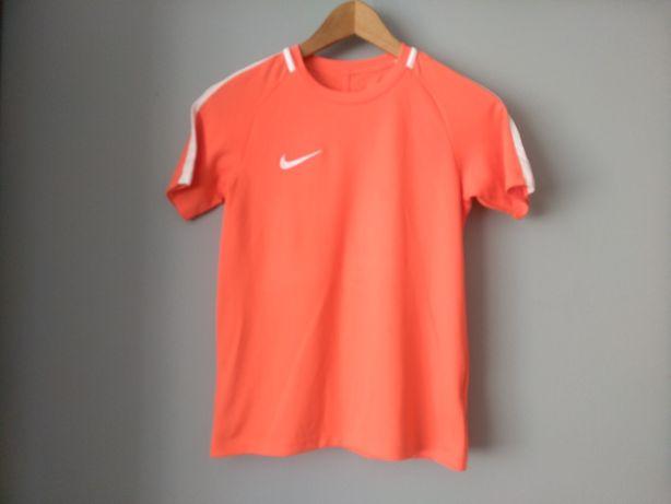 Pomarańczowa koszulka Nike na 10 - 12 lat