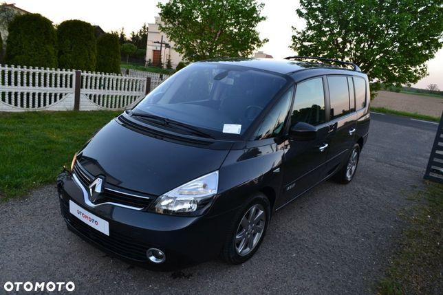 Renault Espace 2,0 dci 150 km 7 osobowy Navi,Parktronik Sensor Półskóry Serwis