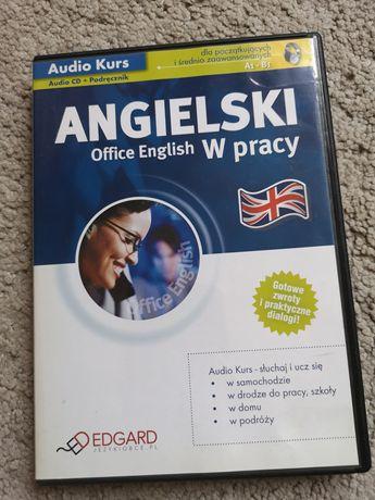 Kurs na CD angielski w pracy. Oddam za darmo