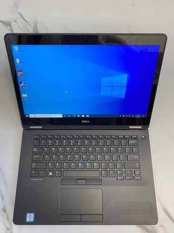"Dell E7470 14"" 2K TOUCHSCREEN QHD IPS|i5-6300U|8Gb|256GB GB NVME"