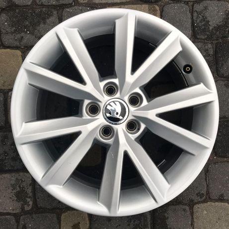 Диски R16 Skoda, VW, Audi 5x100 DIA57,1 ET46 7J. В ДУЖЕ ГАРНОМУ СТАНІ!