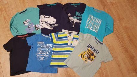 Zestaw bluzek i t-shirty 98/104