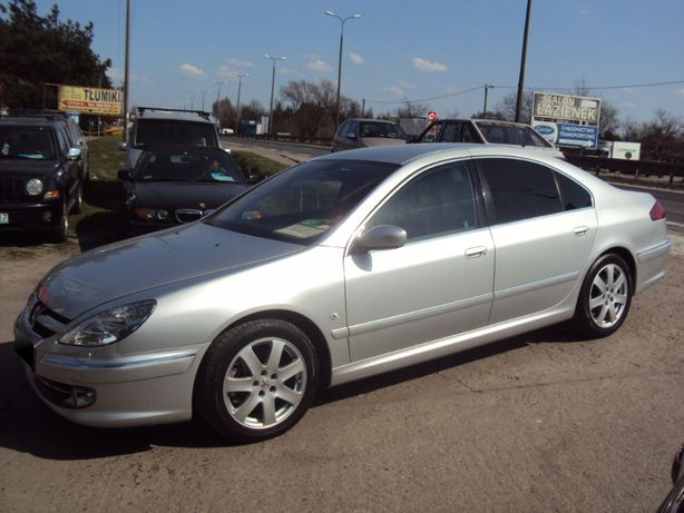 Peugeot 607 2.2 benzyna