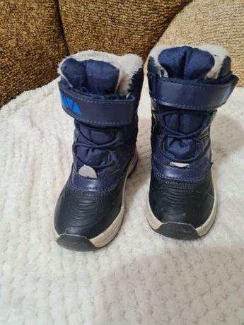 Buty zimowe dla chłopca rozmiar 24