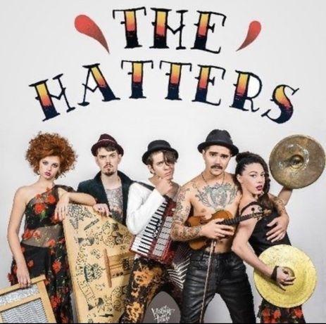 Билет на концерт The Hatters Днепр 24.09 на 19:00