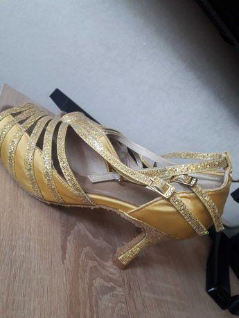 туфли, босоножки латина для танцев