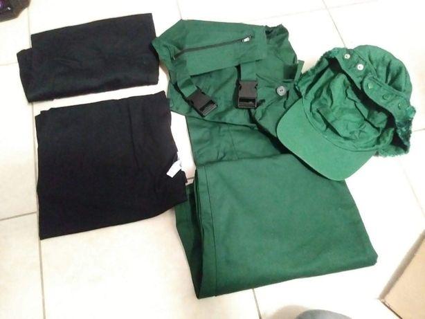 ubranie robocze bhp