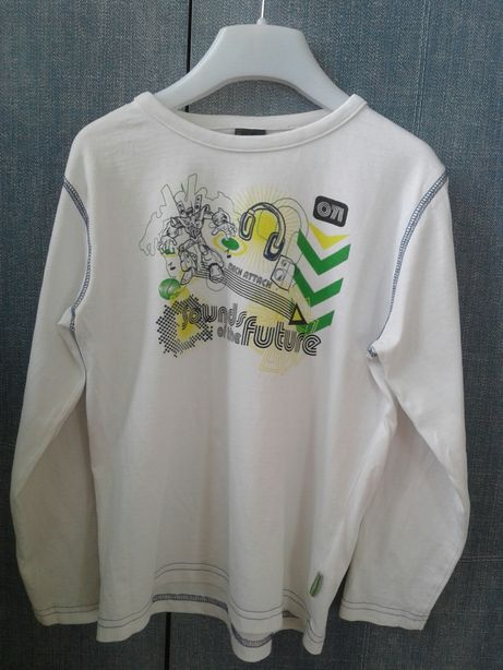 Sprzedam bluzeczke chłopięcą Coccodrillo, rozmiar 128.Stan idealny.