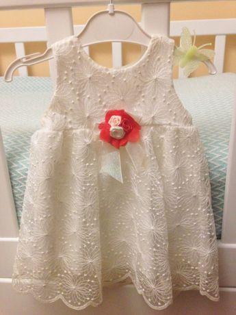 Продам нарядное платье на 1-2 года