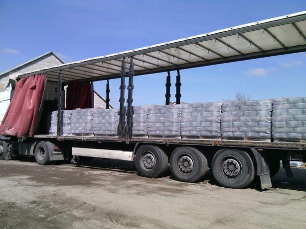 Cement II B-V 32,5R Dwójka Portlandzki Brutto odbiór całe auto Nowiny
