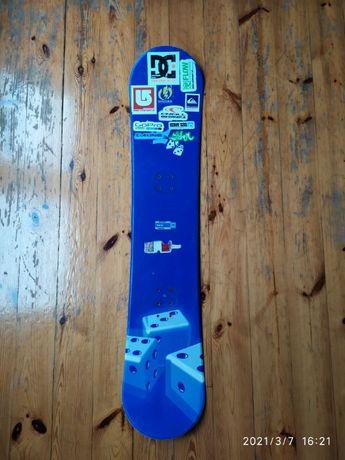 Deska snowboardowa 125 cm