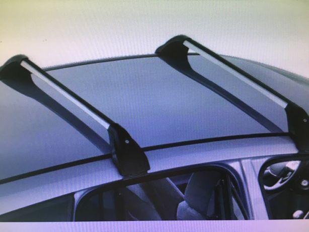 Bagażnik dachowy statyw belki Ford  2010-15