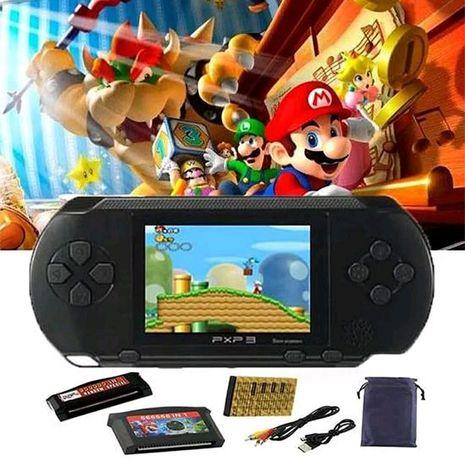 Videojogos portátil (com 150 jogos) incluí bateria de 700mAh (Novo)