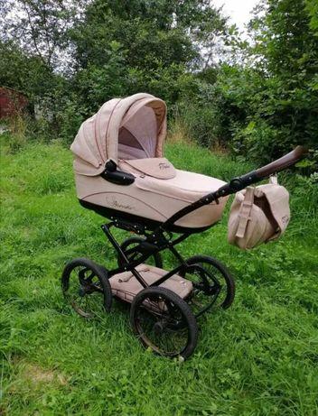 Дитяча коляска 2 в 1 Tako Acoustic бежева