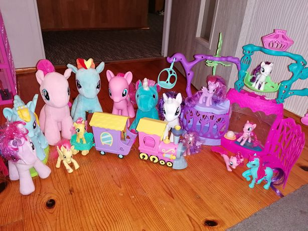 Zestaw My Little pony 150,00