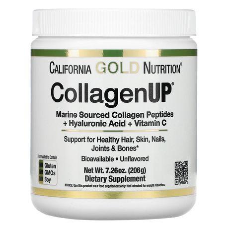 Коллаген, гиалуроновая кислота и витамин C, с нейтральным вкусом
