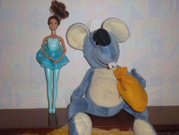 Мягкая игрушка мышонок