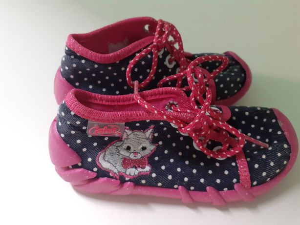 Buty dla bliźniaczek, rozmiar 23