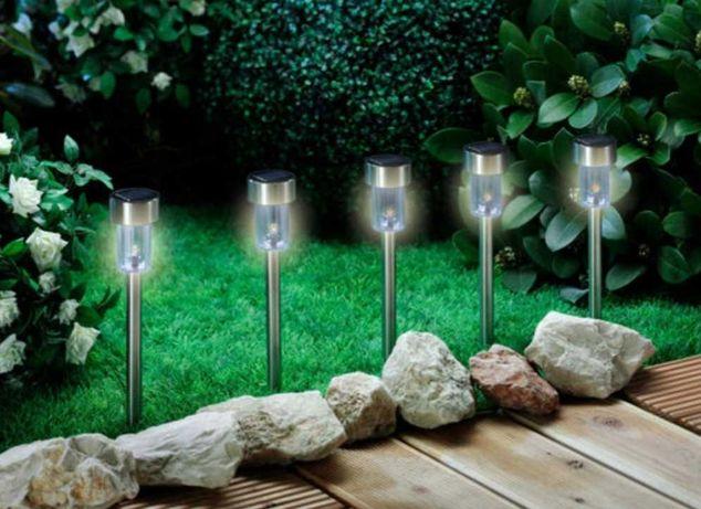 Lampa ogrodowa solarna. EXTRA cena za sztukę TYLKO 4 zł !!Wysyłka 5zł*