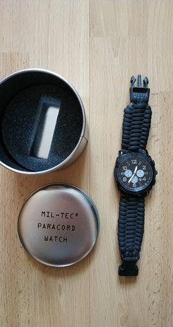 Zegarek survival bushcraft wojskowy MIL TEC