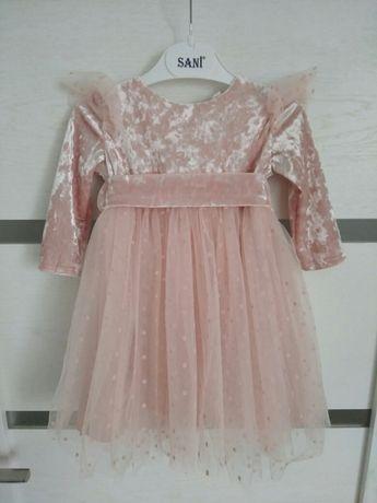 Плаття на рік дівчинці