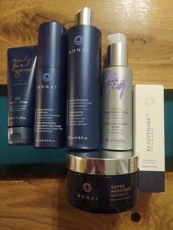 Nowe kosmetyki make me bio, Monat, hepla, organique
