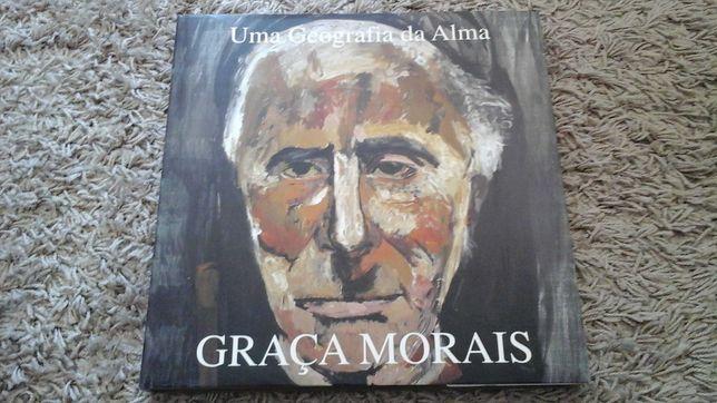 Graça Morais Uma Geografia da Arte 2005 Bial Como Novo