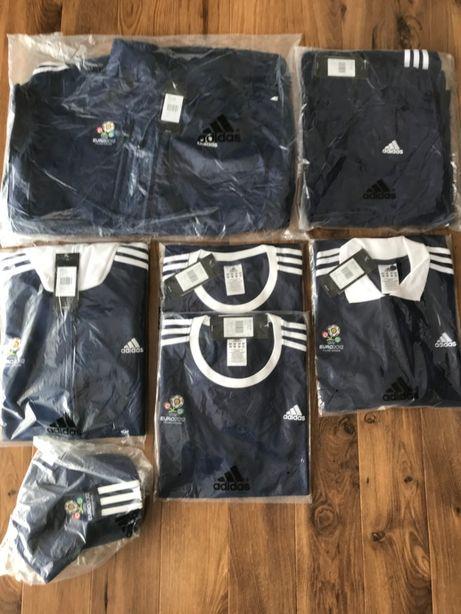 ADIDAS Euro 2012 zestaw ubrań