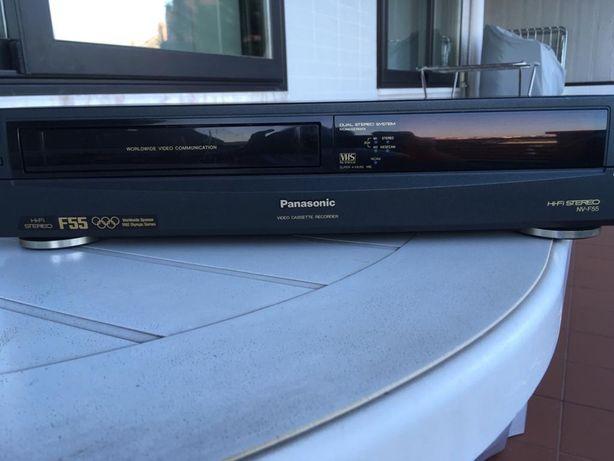 Panasonic NV F55 vhs