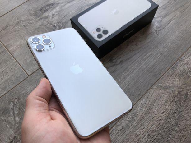 iPhone 11 Pro Max 64gb Neverlock Silver #i310