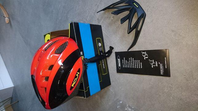 NOWY Kask na rower CRATONI magnum MTB s/m 53 57 obwód głowy