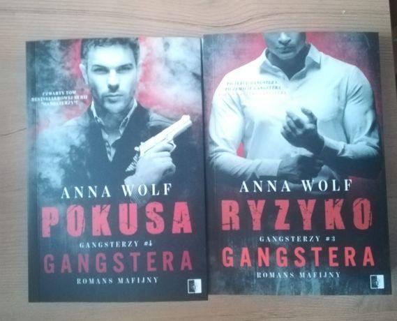 Książki Anny Wolf