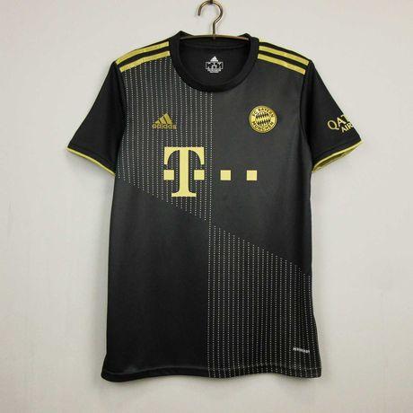 21/22 Koszulka piłkarska Adidas Bayern Monachium S M L XL Lewandowski