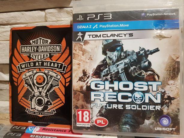 Ps3 Tom Clancys Ghost Polska Wersja
