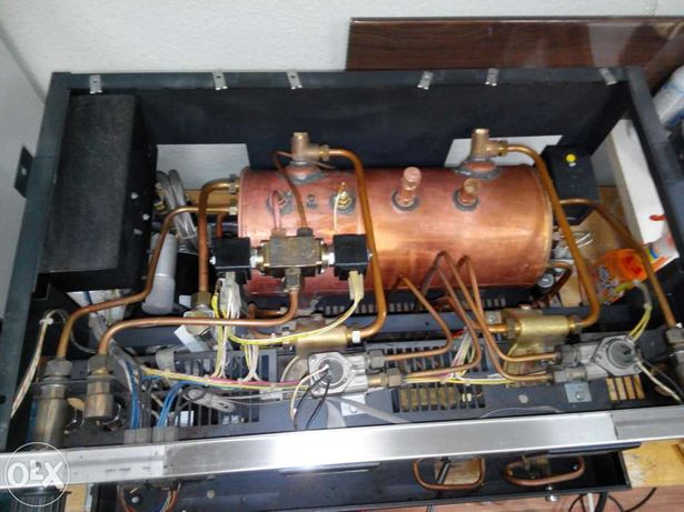 Сервис и ремонт всех типов кофе машин!