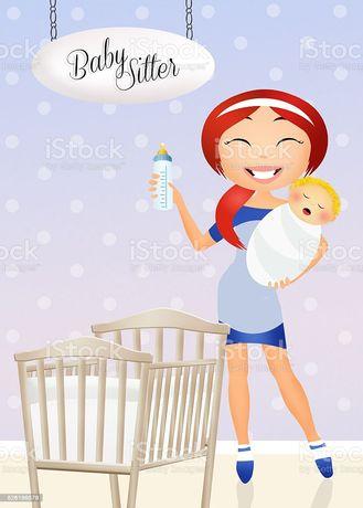 Ama ou Babysitter