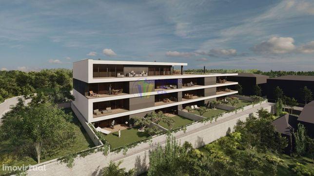 Apartamento T1 Novo com Terraço em Amares próximo do Centro!