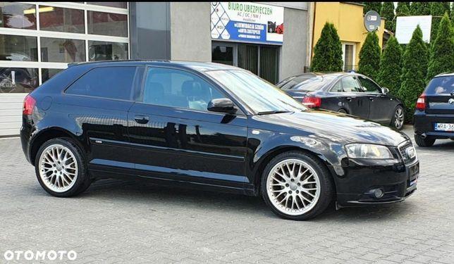 Audi A3 1.4 Turbo benzyna import DE oryginał tylko 140 000 km