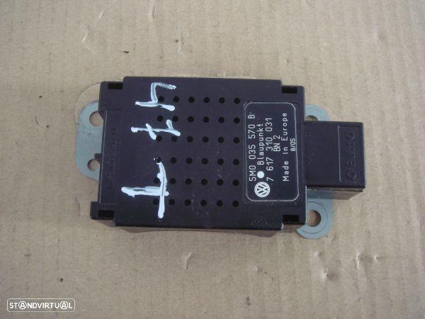 Amplificador De Antena  Volkswagen Golf V (1K1)