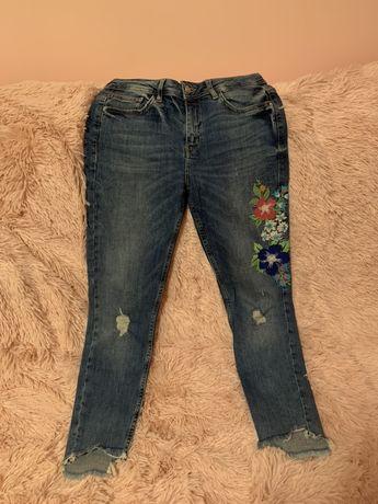 Spodnie jeansowa ZARA