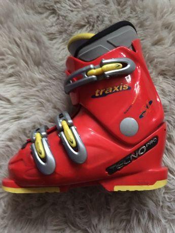 Buty narciarskie techno pro dziecięce