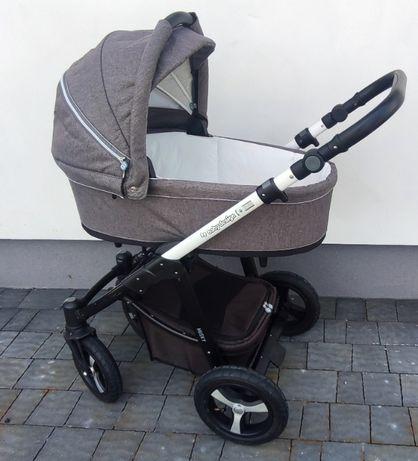 Wózek dziecięcy Baby Design HUSKY 2 w 1 głęboko-spacerowy
