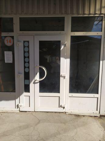 Металопластикові двері, вікна, вітражі