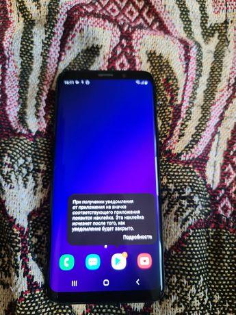 Samsung galaxy s9 sm-g960f 4/64gb black