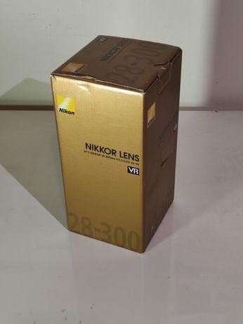 Nikon 28-300 ##SÒ CAIXA##